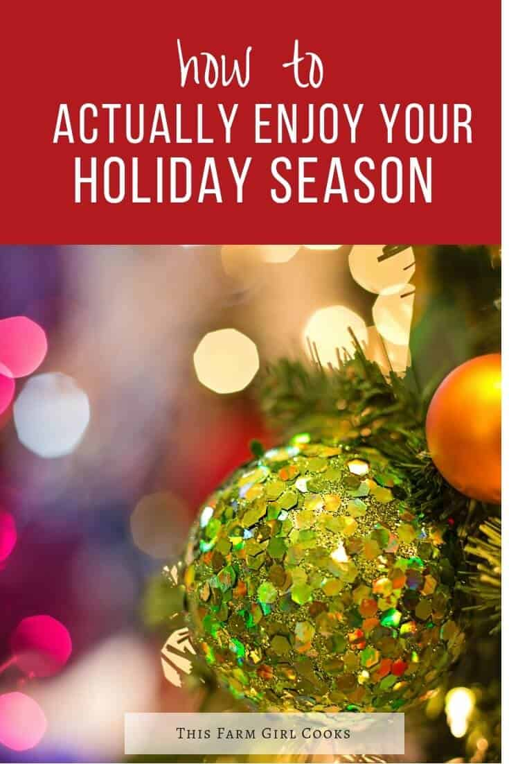 How to Actually Enjoy Your Holiday Season (3)
