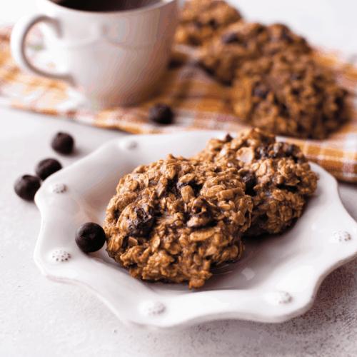 make ahead breakfast cookies