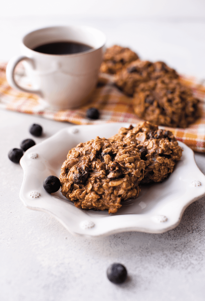 make ahead breakfast cookies