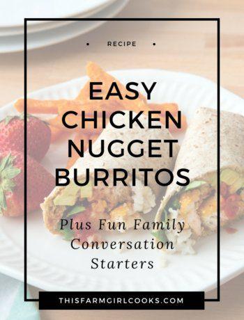 Chicken Nugget Hack Easy Chicken Nugget Pinterest