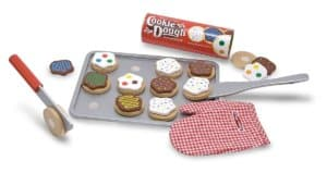 Baking play for kids who love cooking