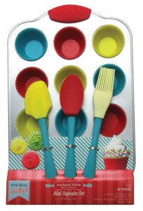 Cupcake Set for kids who love to cook