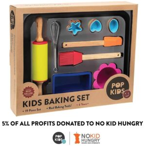 kids baking set for kids who love to bake