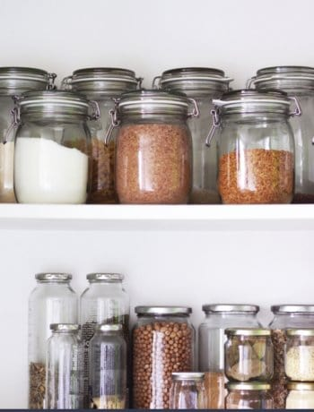 pantry ingredients