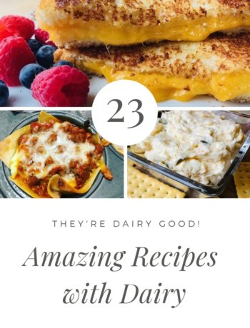 dairy recipes