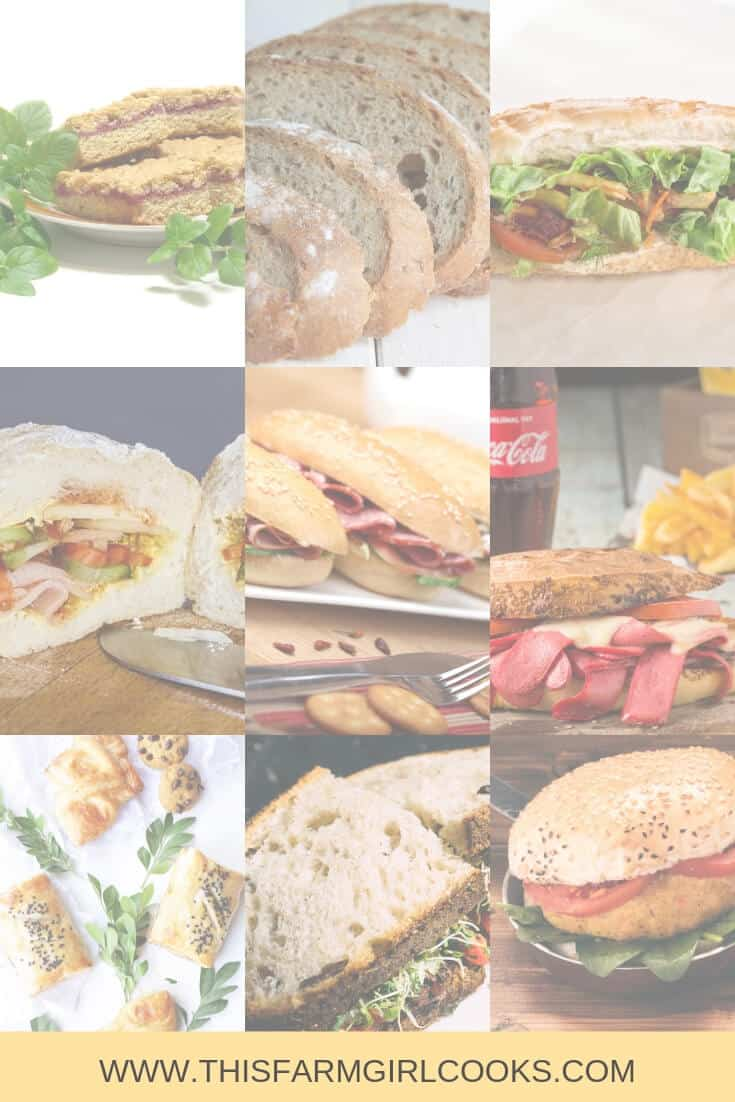 Easy Sandwiches for Lunch – 63 New Ideas