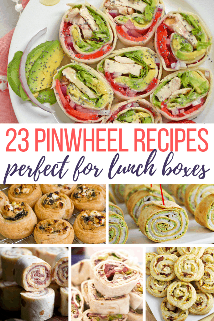 23 Pinwheel Recipes