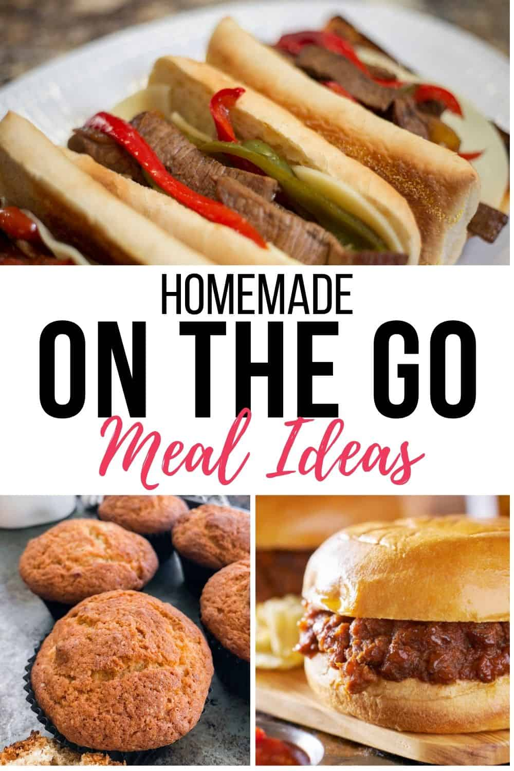 Easy Meals On the Go Guide Every Busy Mom Needs
