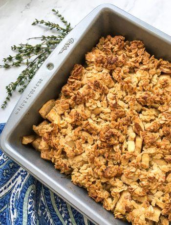 Gluten Free Apple Crisp Recipe
