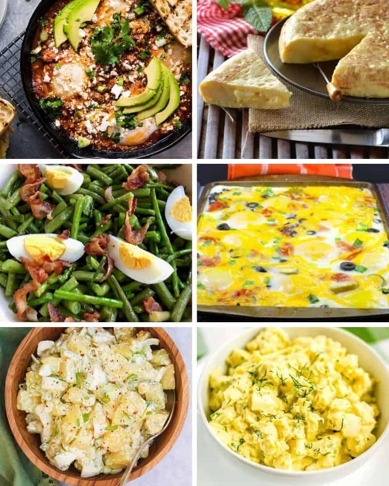 egg dinner ideas
