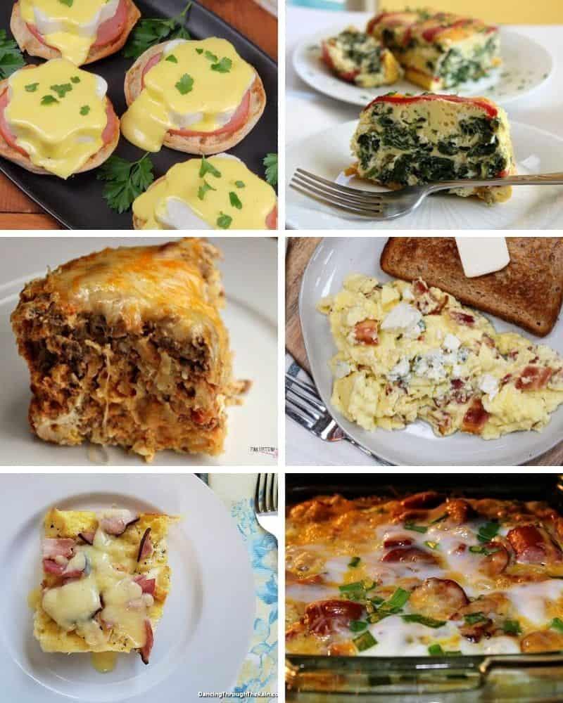 breakfast egg ideas