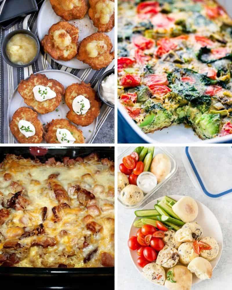 savory egg recipes