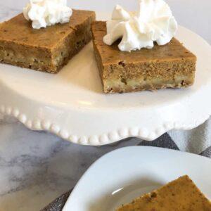 easy pumpkin pies recipe