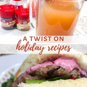 favorite holiday recipes