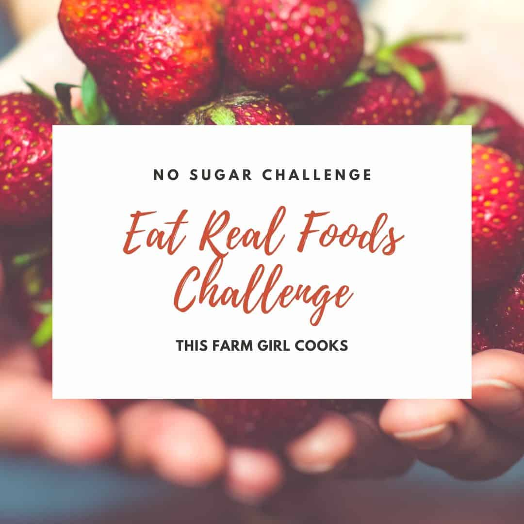 no sugar January challenge