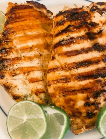 Thai Coconut Lime Chicken