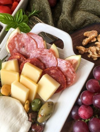 make ahead antipasto platter