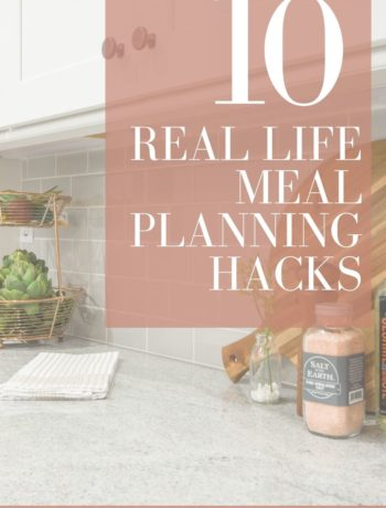 meal planning ideas for families