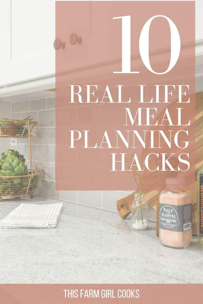 The Real World Guide to Meal Planning Ideas for Families