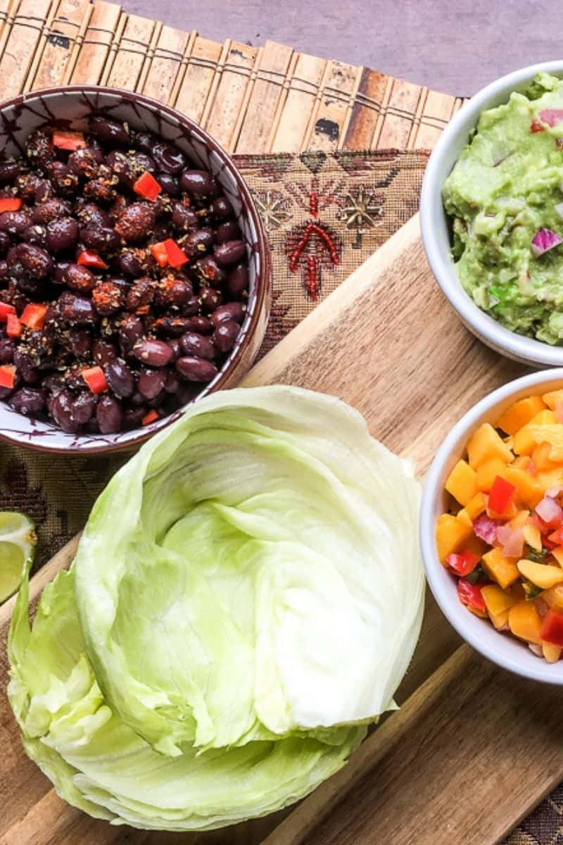 Black Bean Taco Recipe