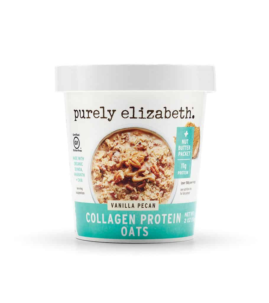 collagen infused foods