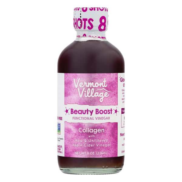 vinegar collagen