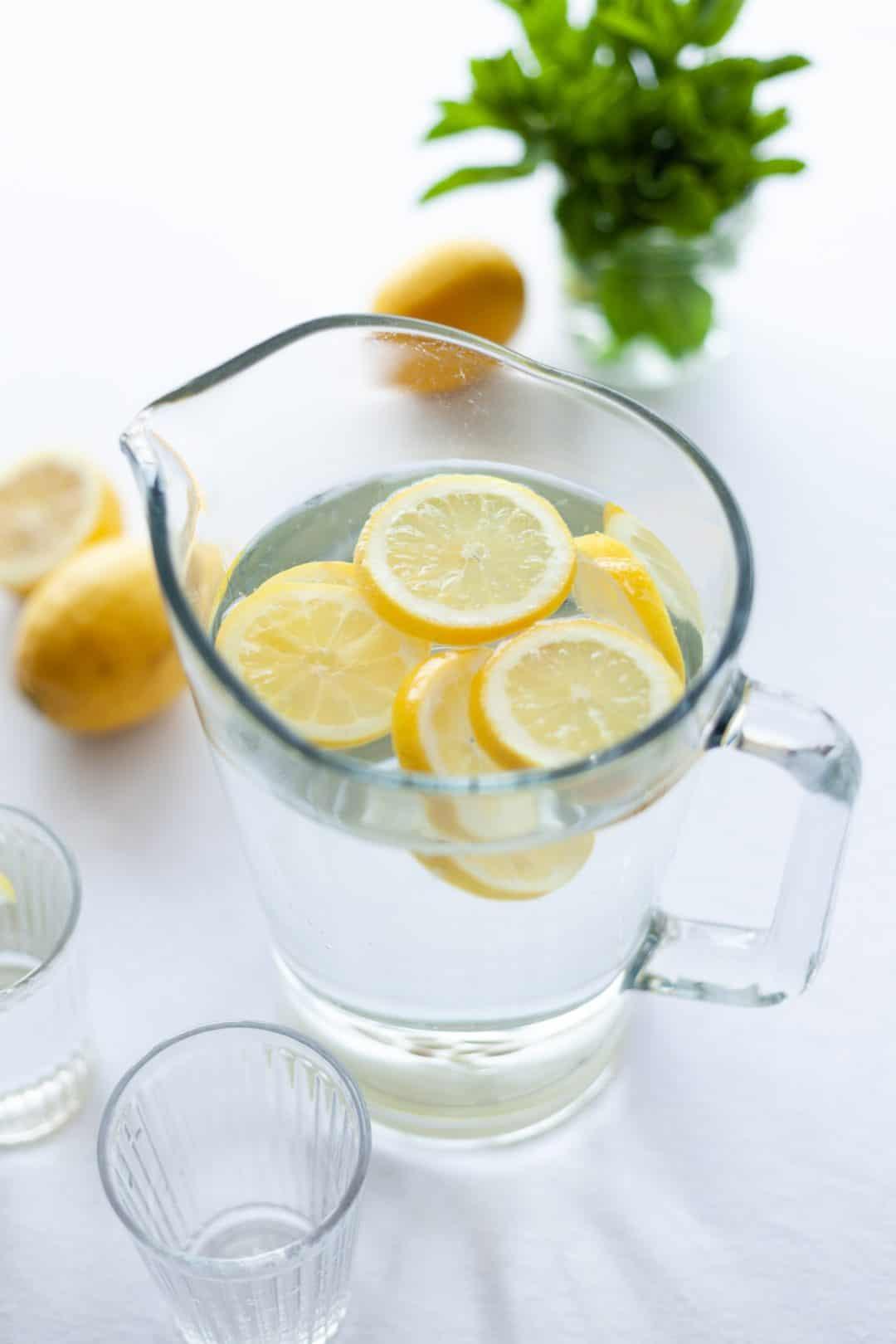 water drinking challenge