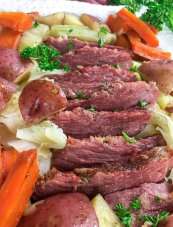 corned beef and cabbage instant pot recipe