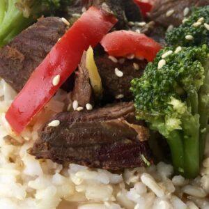 beef and broccoli crockpot