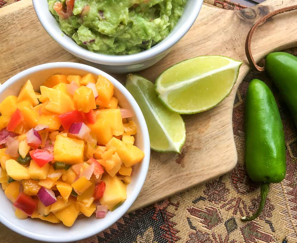 mango salsa recipe with lime
