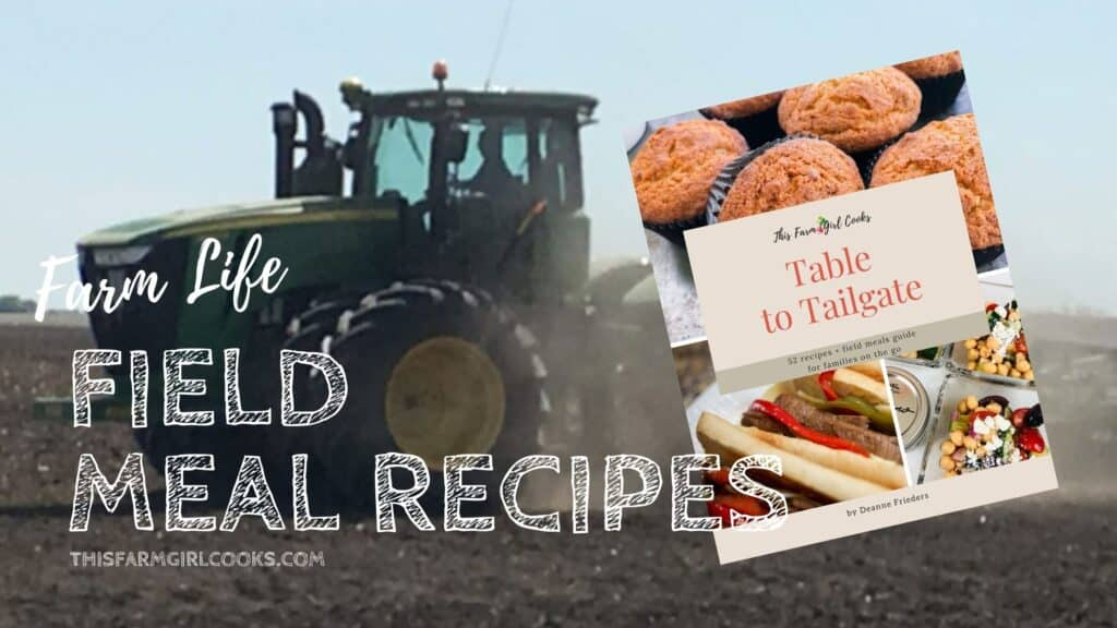 field meals cookbook