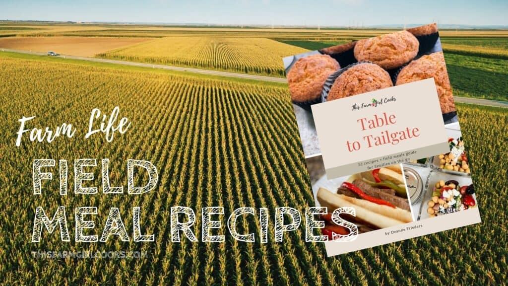 field meals cookbook