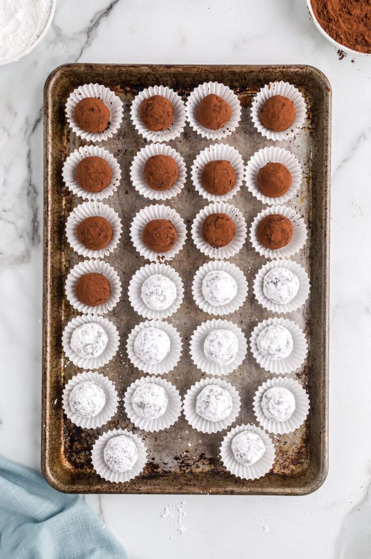 Coconut Rum Balls - This Farm Girl Cooks