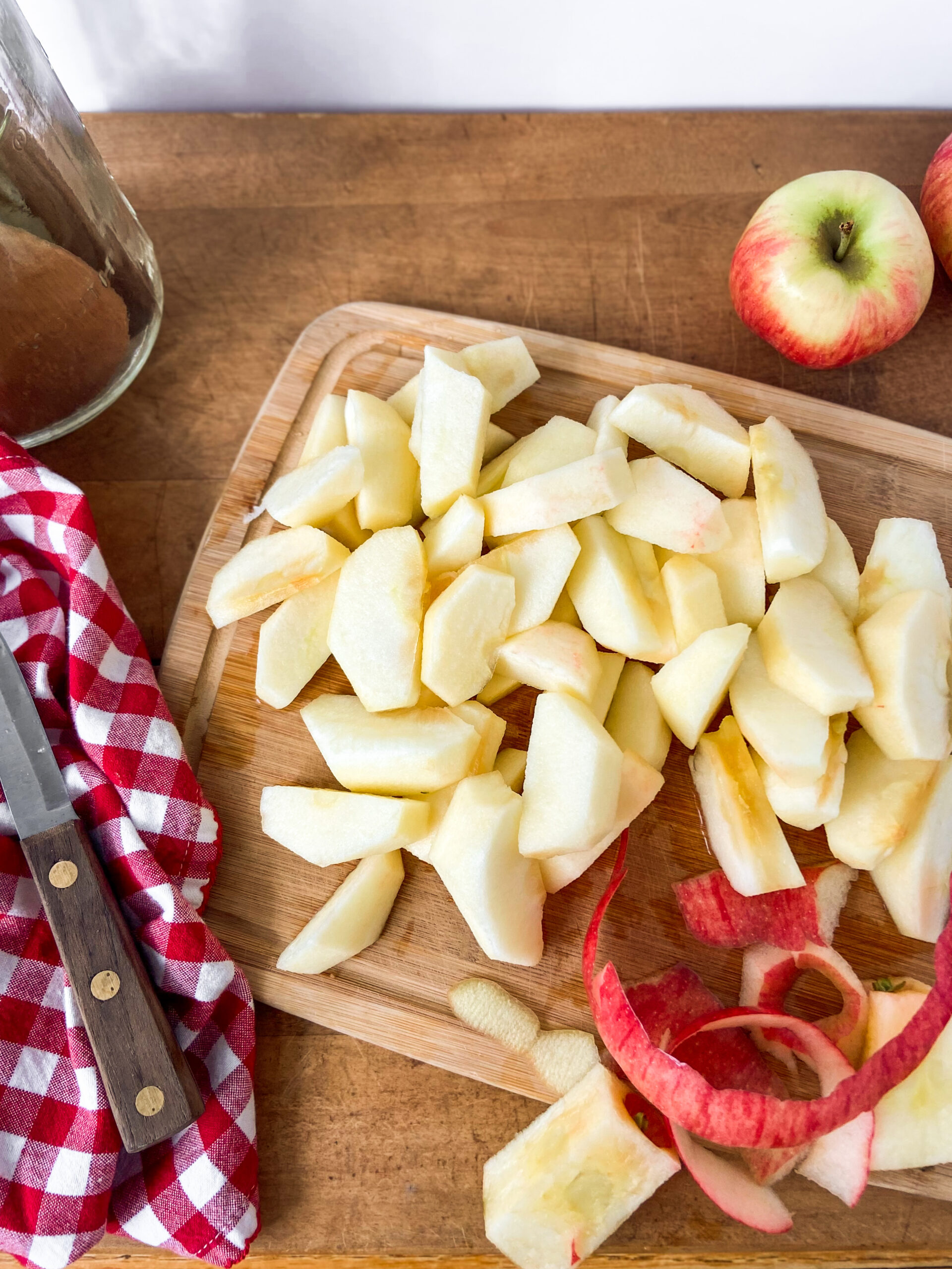 How To Freeze Apples - This Farm Girl Cooks