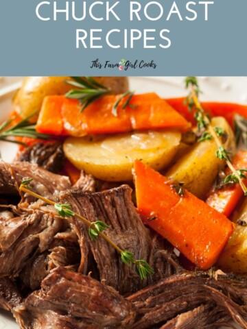 chuck roast recipes